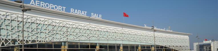 navette aéroport Rabat-Salé