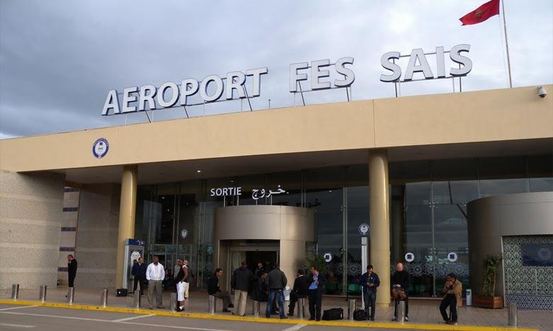 Fez Saiss airport