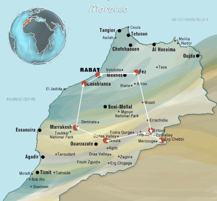 Mar-Map