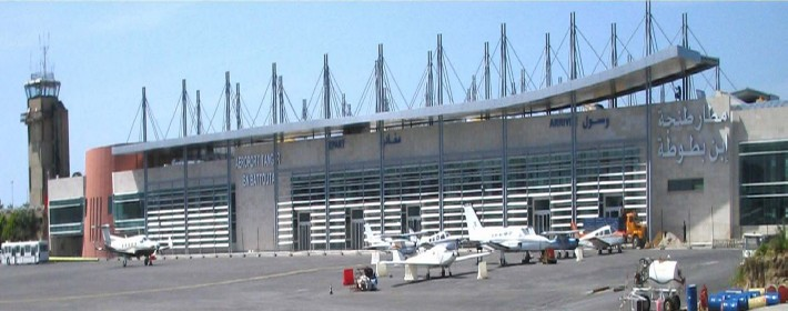 aéroport-tanger