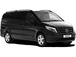 Mercedes Vito 8 Places